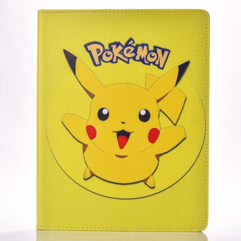 Cartoon fundas Pikachu Pokemon Go Case