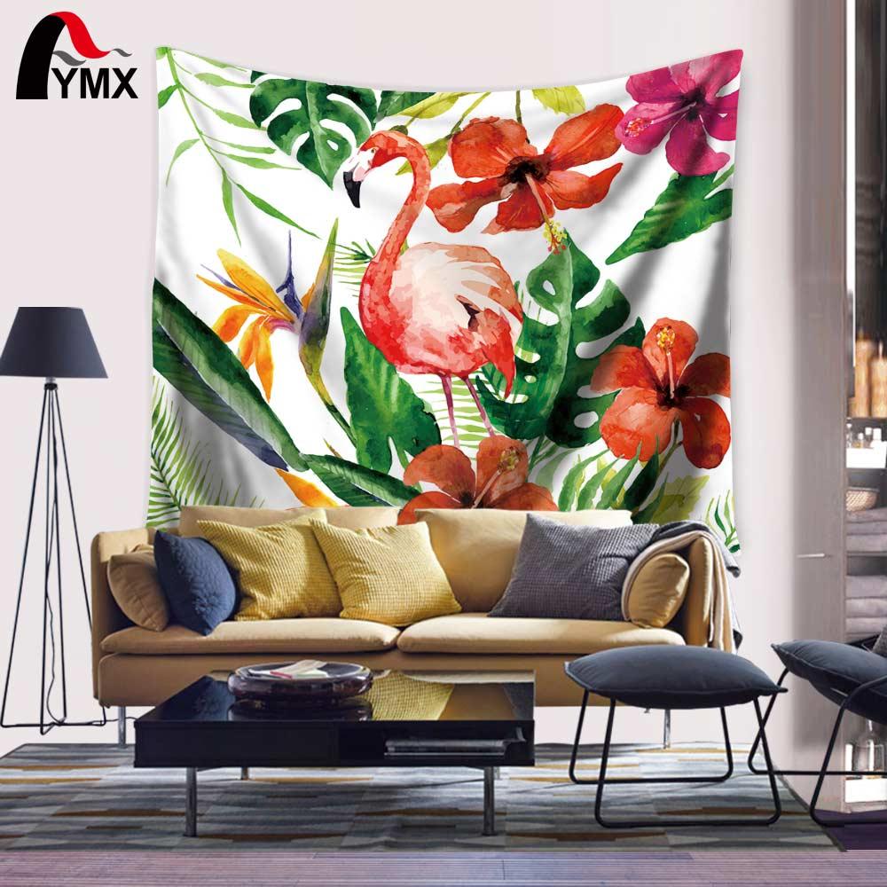 Гобеленові крани Фламінго друк - Домашній текстиль - фото 3