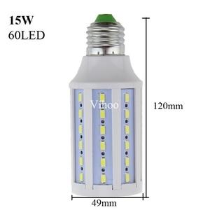Image 2 - 7W 12W 15W 25W 30W 40W 50W 60W 80W 100W E27 B22 E40 SMD 5730 5630 LED corn bulb light droplight lighting Pendant downlight lamp