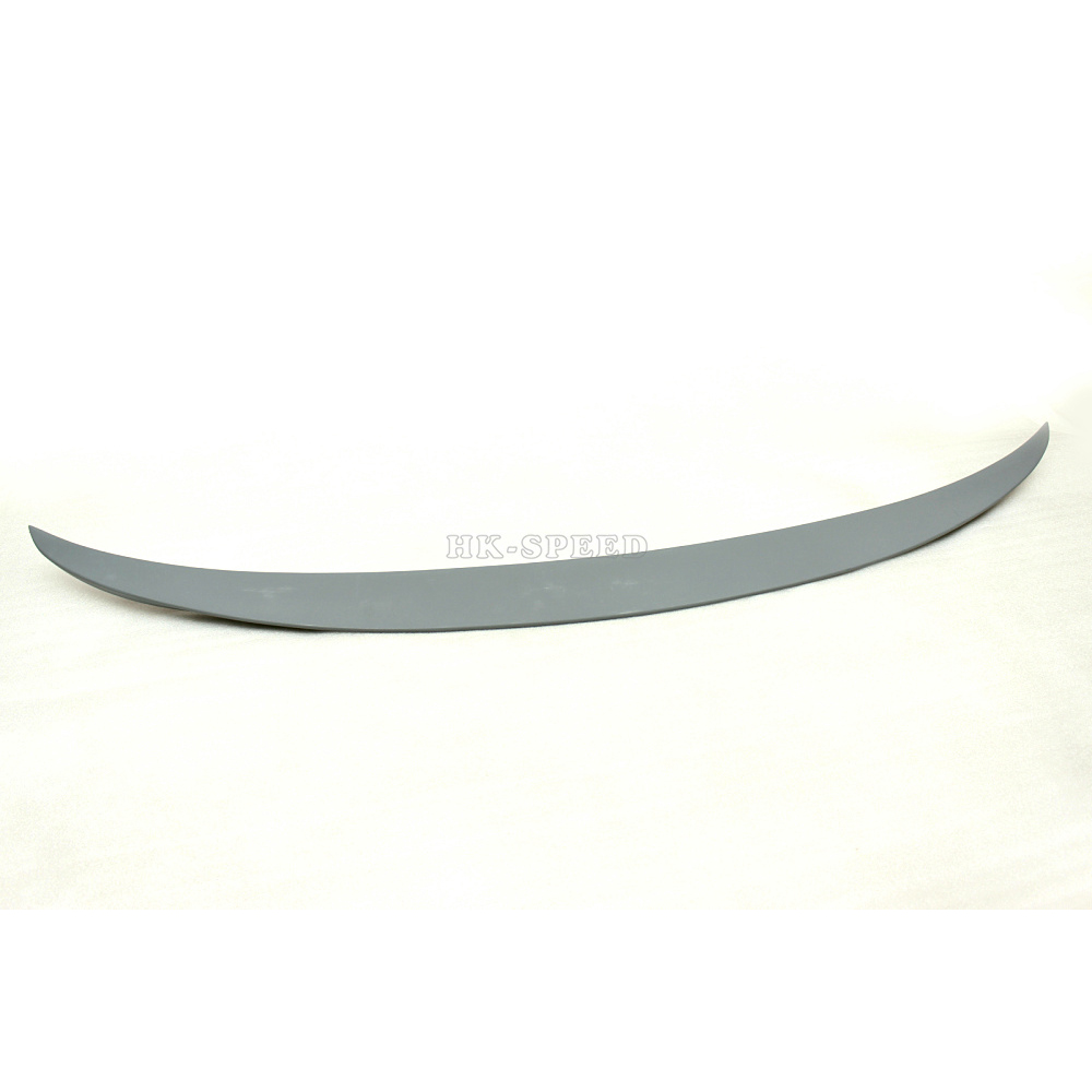 3 Series Car Rear Trunk Spoiler lip Wing for BMW E90 M3 318i 320i 325i 328i 330i 335i xDrive 05-08 P Style ABS