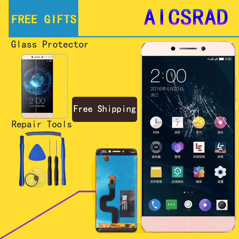 """Cep telefonları ve Telekomünikasyon Ürünleri'ten Cep Telefonu LCD'leri'de AICSRAD 5.5 """"Le2 X527 X520 X522 Için LeTV LeEco Le 2 için Ekran LCD Dokunmatik ekran LeEco X626 lcd ekran Le 2 Pro X620 X526 title="""