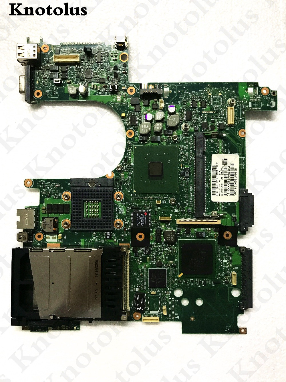 383219-001 for hp nx6110 laptop motherboard ddr1 6050a0055001-a04 Free Shipping 100% test ok все цены