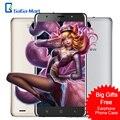 "Blackview R6 4 Г LTE Смартфон Android 6.0 MTK6737T 64-бит Quad Core 3 ГБ + 32 ГБ 5MP 13MP Отпечатков Пальцев 5.5 ""FHD 1080 P Мобильного Телефона"