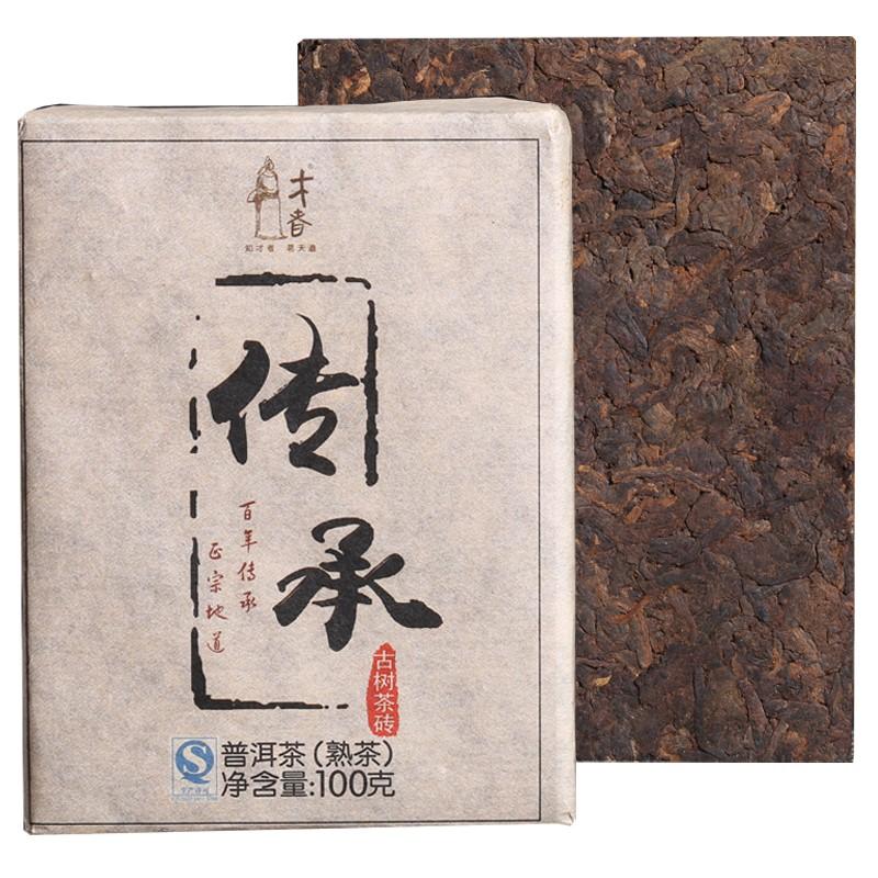 чай пуэр китайский фото