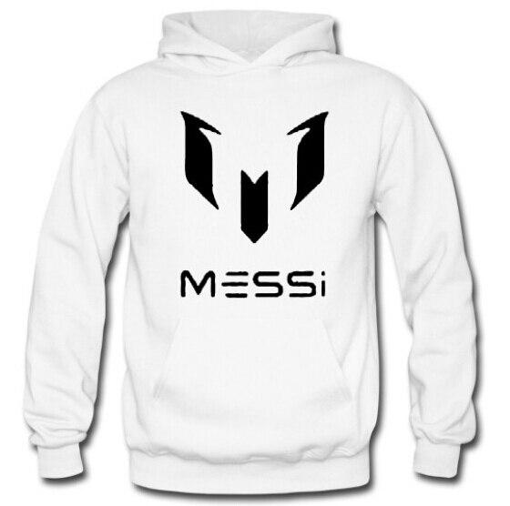b7aeafd713d95 Barcelona Barcelona   MESSI 10   MESSI   LOGO chaqueta encapuchada del  suéter para hombre y