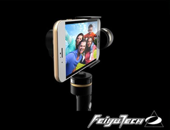 Feiyu G4 3-Axis Phone Handheld Gimbal for smartphone for iPhone Samsung HTC LG health monitoring bluetooth sync children s adults smart watch phone for iphone samsung huawei lg htc xiaomi so on smartphone
