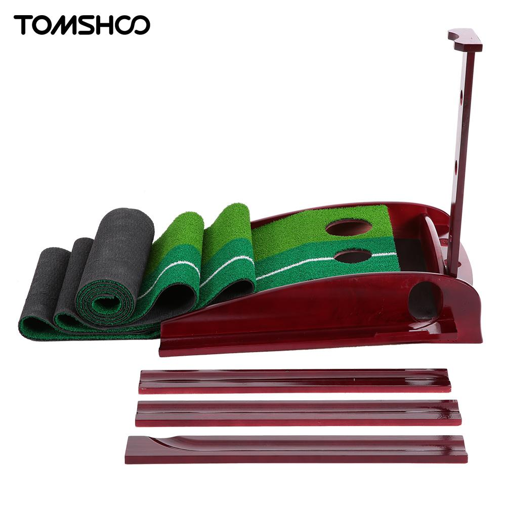 Pgm Golf Putter Trainer Artificial Grass Carpet Training Original Package Practice Putting China