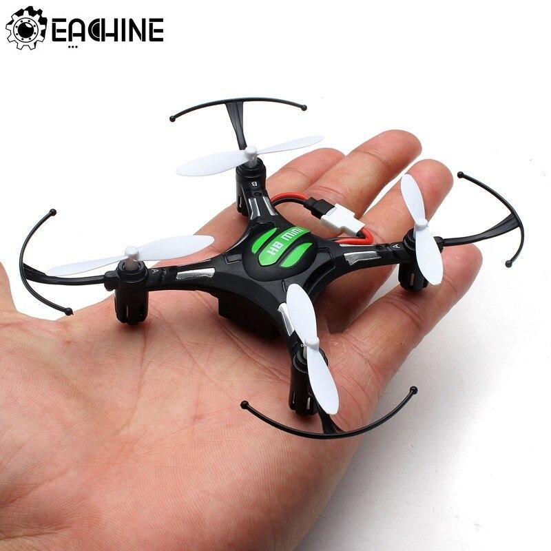Eachine H8 Mini Headless RC helicóptero modo 2,4g 4CH 6 eje Quadcopter RTF de Control remoto juguete
