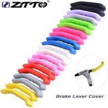 ZTTO силиконовый гель универсальный тип тормозной ручки рычаг защитный кожух рукав для горной дороги велосипед фиксированная передача