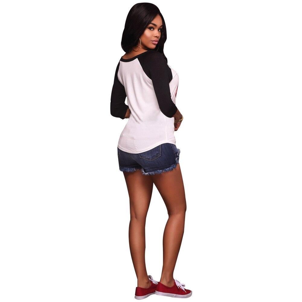 8959d67c6c Women Denim shorts Hole ripped Skinny blue pockets cotton spandex Mini  short jeans Summer beach Pantalon corto mujer 1706L21-in Shorts from Women's  Clothing ...