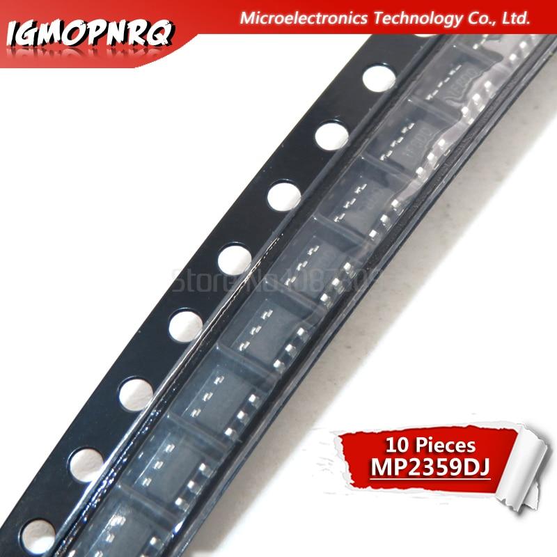 10pcs Original SOT23-6 MP2359DJ-LF-Z DC-DC chip 1.2A 1.4MHz 24V