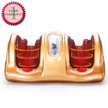 Super, super! Appareil électrique de soins de santé anti stress pour la libération musculaire, appareil de massage des pieds à chaleur Shiatsu, cadeau de la fête des mères
