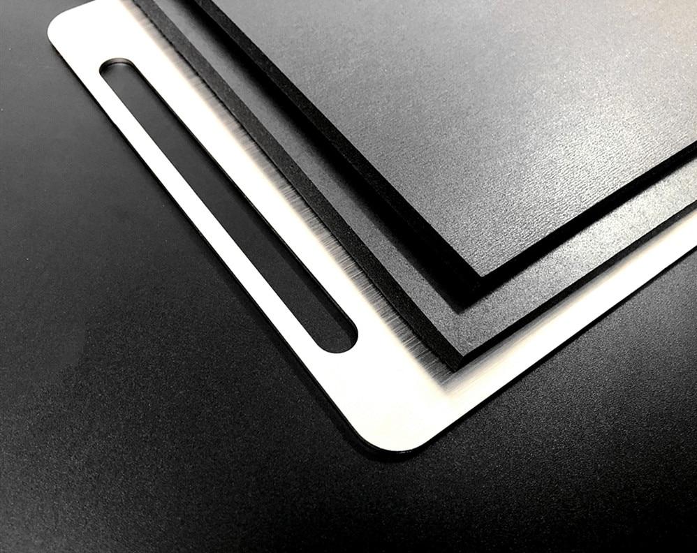 Black Super Soft Foam Rubber Mat Pressure Screen Pad LCD Screen Repair Explosion-proof Vacuum Laminating Machine Platform