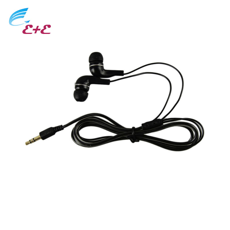 Earphone for a Mobile Phone Factory Price Binmer Fashion 3.5mm Stereo In ear earphone earbud headset for HTC iPad iPhone Samsung factory price binmer fashion 3 5mm stereo in ear earphone earbud headphones headset for htc ipad iphone samsung drop shipping