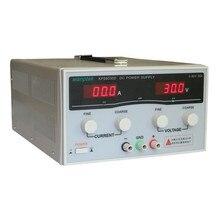 1800 Вт KPS6030D Высокоточный высокомощный регулируемый светодиодный импульсный источник питания с двойным дисплеем 220V 60 V/30A