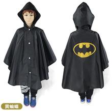 Kids Clothes Waterproof SuperHero