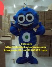 로봇 Automaton 외계인 여분의 지상파 마스코트 의상 성인 만화 캐릭터 하이 스트리트 몰 회의 프레 젠 테이션 zz6502