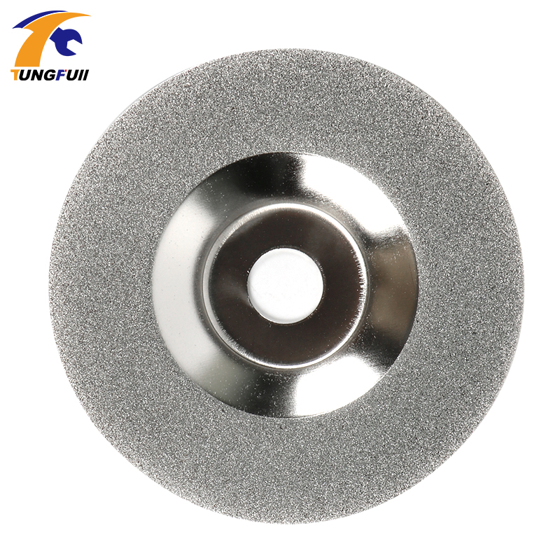 Tungfull Tool Diamond Grinding Disc 4