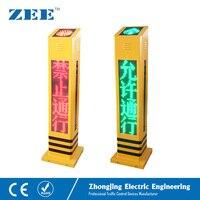 Pedestrian LED Traffic Light Acoustic Sound Pedestrian Light Red Light Violation Detection Traffic Signal Speaker Deaf Blind