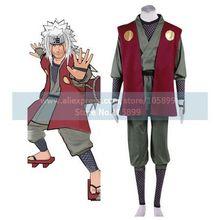 font b Naruto b font Jiraiya Halloween font b Cosplay b font Costume