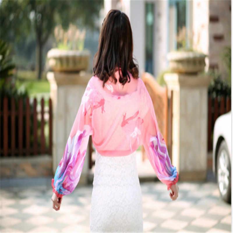 2017 г. пикантные Для женщин Cover Up ванный комплект Кружево крючком бикини прикрыть Купальники для малышек пляжное платье Топ с длинным рукавом 4 цвета