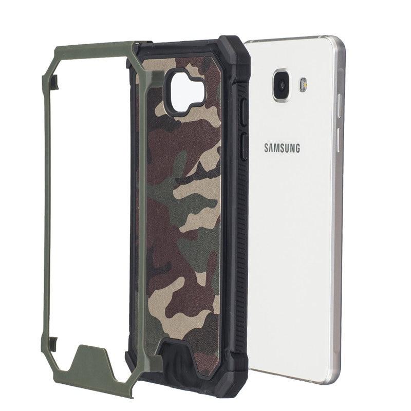 Hybrid Dual Layer Army Armour Camouflage Case for Samsung Galaxy S8 - Բջջային հեռախոսի պարագաներ և պահեստամասեր - Լուսանկար 6