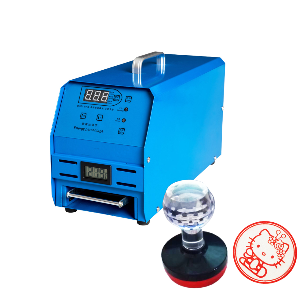 Digital Photosensitive Seal Flash Stamp Machine Selfinking Stamping Making Seal  for Business seals Portrait Logo Mark Seal 220v photosensitive portrait flash stamp machine kit selfinking stamping making seal system
