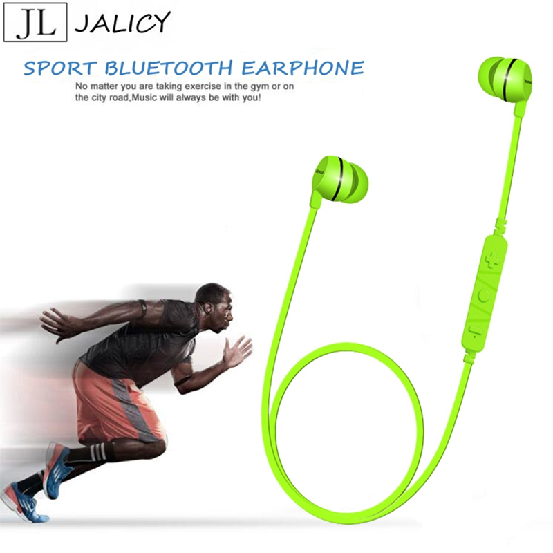 Bluetooth Headset Wireless Earphone For iPhone Android phone Earpiece Sport Running Stereo Earbuds With Microphone Auriculares wireless bluetooth earphone headphones s9 sport earpiece headset with tf card slot 8g auriculares with micro for iphone android