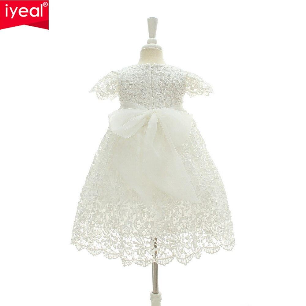 4fa94aa84 Bebé niña bautismo vestido para bebé niña 1-6 años cumpleaños viejo sin  tirantes bebé