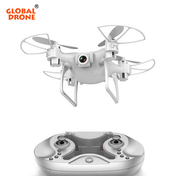 Global Drone Mini RC Drone Quadrocopter Pocket Dron RC Helicopter VS H36 Drones With Camera Квадрокоптер