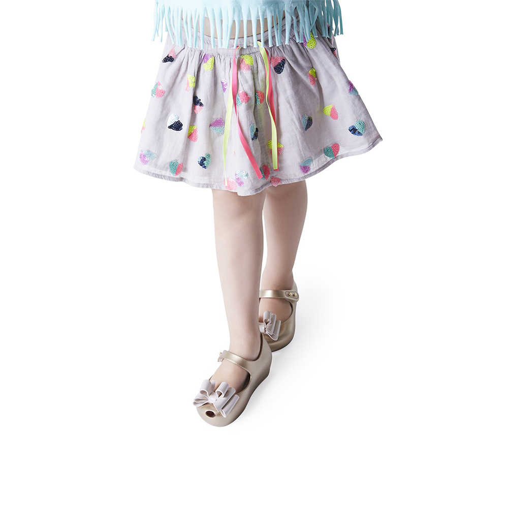 Мини Мелисса Ultragirl сладкий III 2019 новый летний мальчик девочка Пластиковые туфли для девочек Нескользящие сандалии дети пляжные сандалии малыш