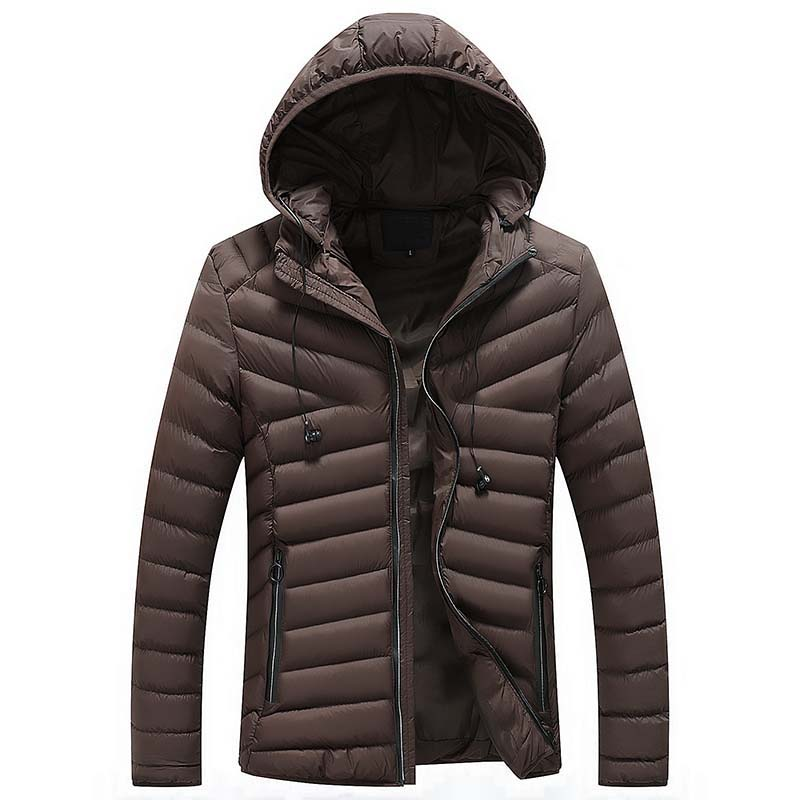 100% Kwaliteit Heren Jas 2019 Winter Mode Mannen Parka Warm Hot Selling Lichtgewicht Ademende Mannen Jas 7 Kleuren Mwm1888 2019 Official