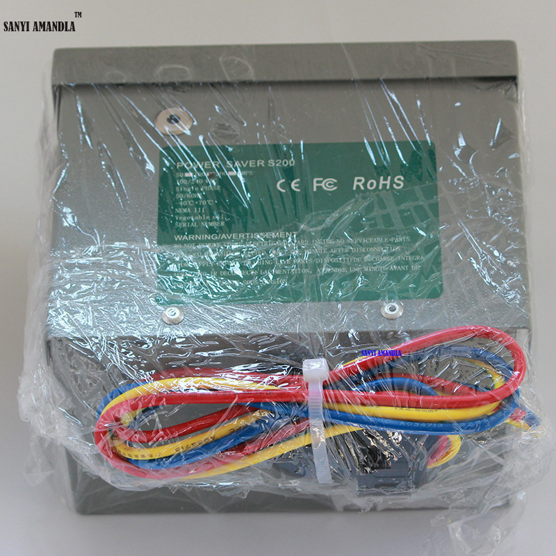 SANYI AMANDLA 200KW Single Phase Power Saver For Home house and Shop ...