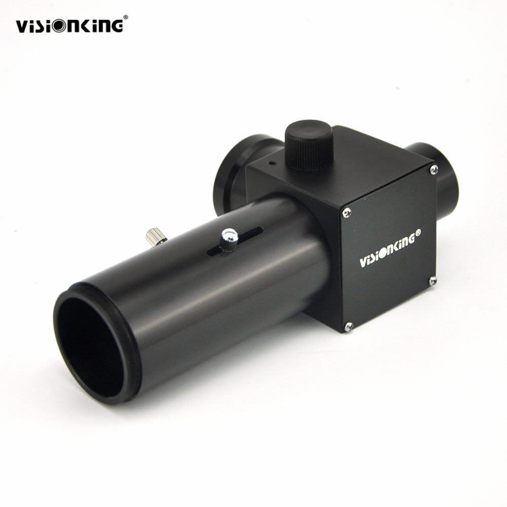 Visionking 1 25 Variable Projection Metal Camera Adapter Adjustable Astronomical Telescope Astrophotography Flip Mirror Adapter