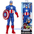"Super Hero Captain America The First Avenger PVC Action Figure Collection Model Toy 12""30CM Free Shipping RETAIL BOX"