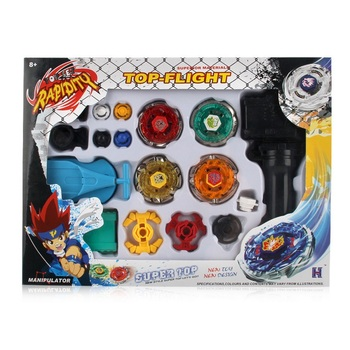 Beyblade Arena Spinning Top Metal Fight Beyblad Toupie Beyblade Set Metal Fusion Children Gifts Classic Toys Pegasus  2820D-4 beyblade set