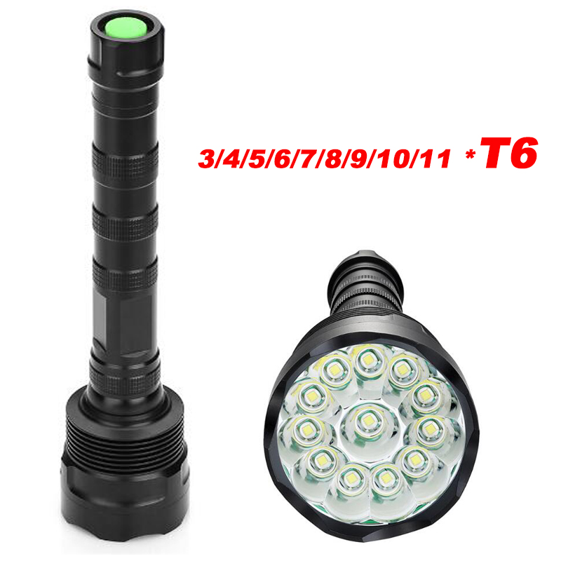 11*XML T6 LED 50000 lumen Outdoor lighting waterproof floodlight flashlight,torch,lantern,camping light, lamp, Hunting sitemap 55 xml