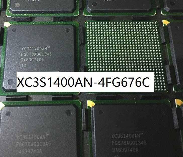 100% новый BGA XC3S1400A 4FGG676C XC3S1600E 4FG320C XC3SD1800A 4CSG484I XC3S2000 4FGG456C XC3S4000 4FGG676I - 11.11_Double 11_Singles