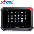 100% Original Xtool X100 Pad2 Auto Key Programmer with Odometer OilRst EPB EPS OBD2 TPMS TPS Functions Better than X300 Pro3