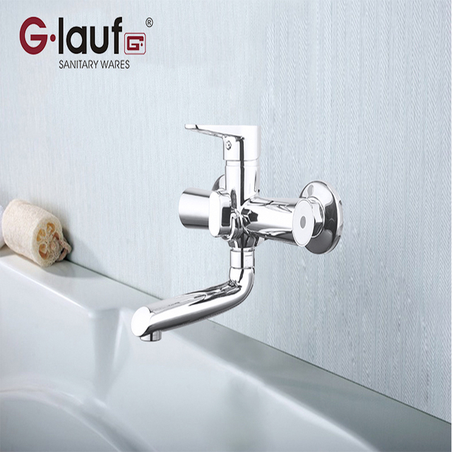 Glauf Russia NUD3 A045 Ceramic Plate Spool Single Handle Hotu0026Cold Water  Wall Mounted Contemporary Bathroom