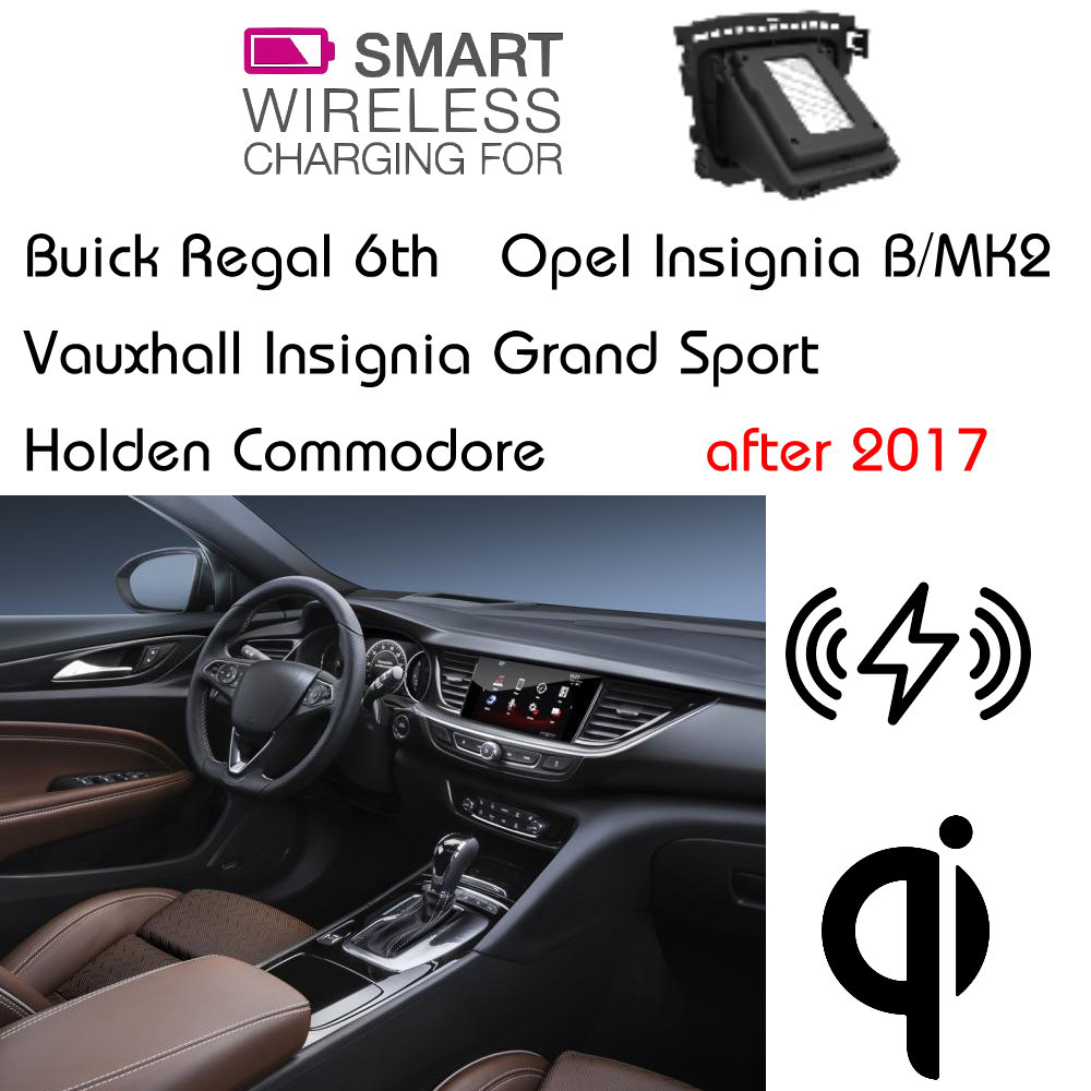 Car Qi Fast Wireless Charging Fast charger For Opel Astra Zafira Insignia -  buy at the price of $35.84 in aliexpress.com