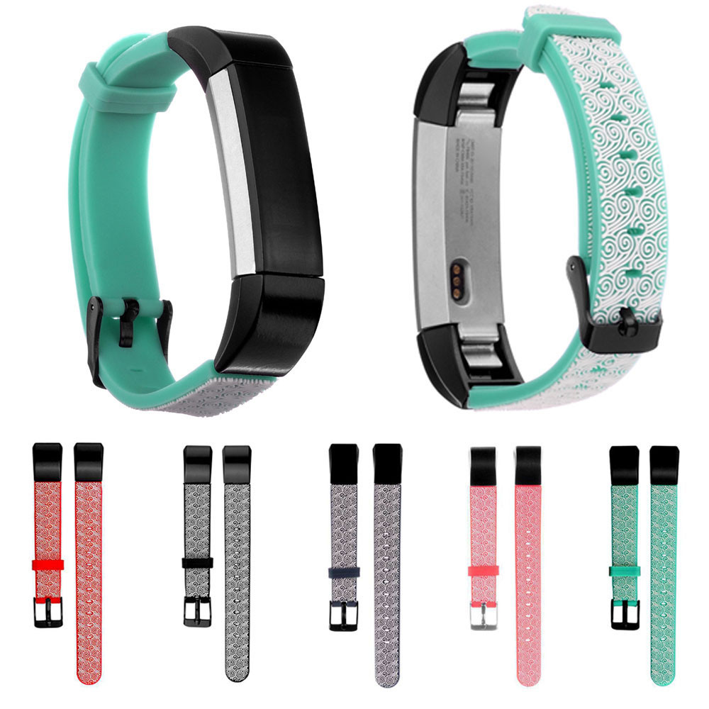 2018 New Style Large Replacement Wrist Band Silicon Strap Clasp For Fitbit Alta HR Watch High Quality Watchband Correas de reloj watch strap replacement soft silicone replacement wrist watch band for garmin forerunner 230 235 220 high quality watchband 2018