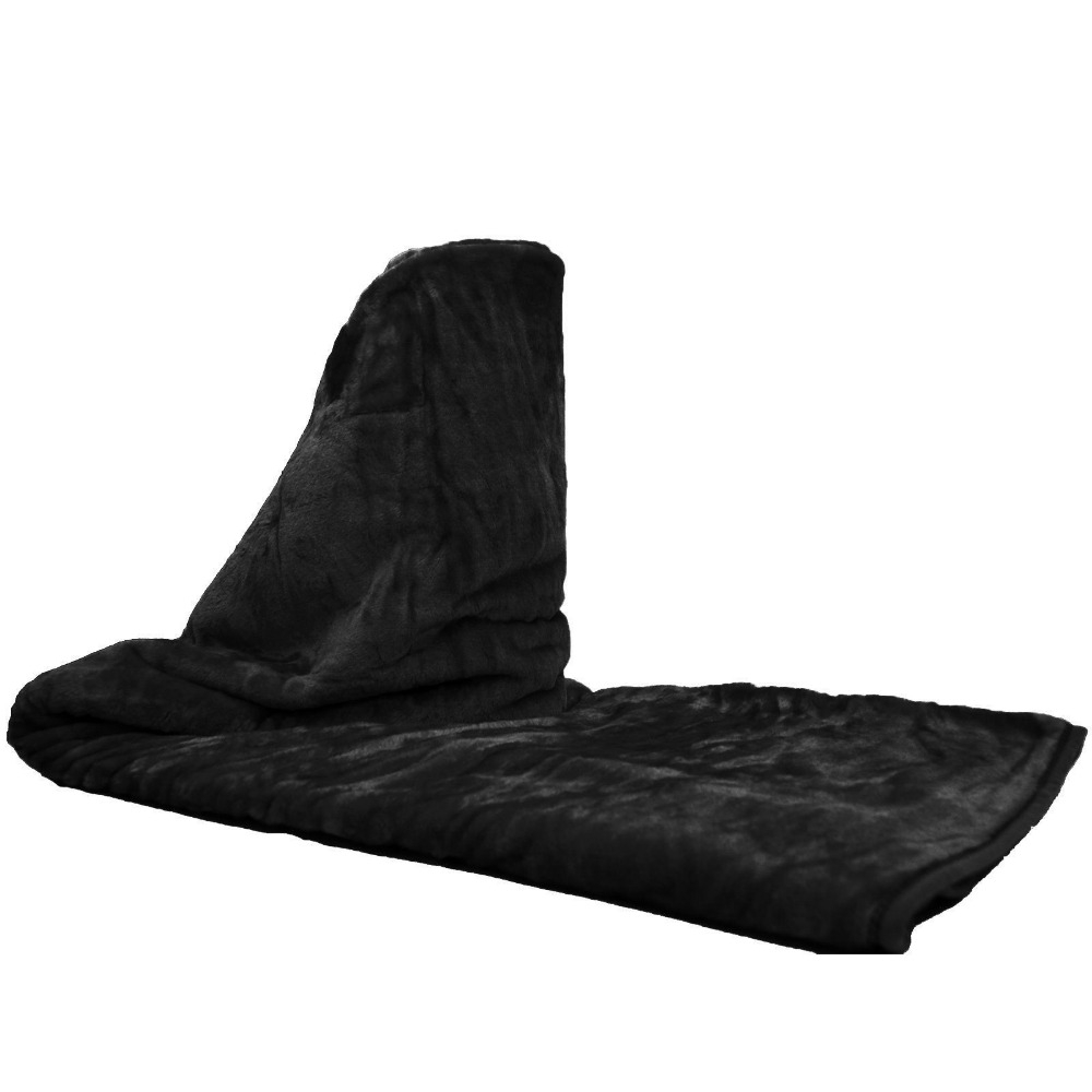 aliexpresscom  buy beddowell flannel coral fleece blanket solid  - aliexpresscom  buy beddowell flannel coral fleece blanket solid blackcolor mink throw adult shawl plaid full queen size soft blankets on the bedfrom
