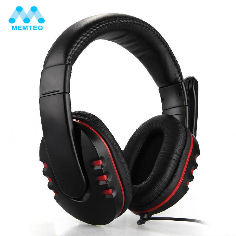 MEMTEQ High Quality 5 in 1 Gaming Headset Game Headphone Earphone with Microphone Video Game for XBOX 360 PS4 PC Macbook косметичка deuter wash room blackberry dresscode цвет бордовый 39474