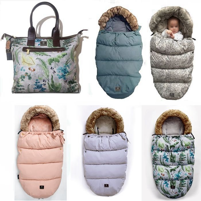 Thick Warm Envelope For Newborns Baby Stroller Sleeping Bag Infant Winter Windproof Foot Cover Baby Stroller