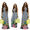 2017 African Dresses African Dresses For Women Time-limited Direct Selling Cotton Robe Africaine Sexy And Beauty Clothes