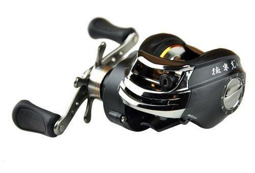 11BB brand new dm120ra right hand bait casting reel fishing reel baitcasting reel