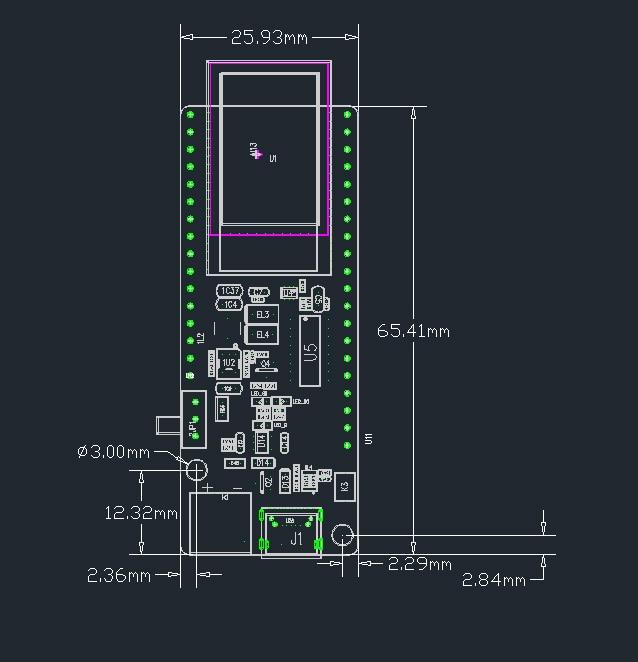 US $6 88 14% OFF|TTGO T Koala ESP32 WiFi&Bluetooth Module 4MB Development  board based ESP32 WROVER B ESP32 WROOM 32 -in Circuits from Consumer