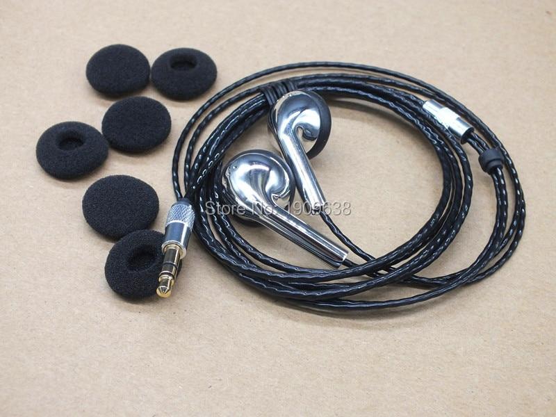 DIY 16 mm Fieber Einheit Aluminium Metall Kopfhörer Headset Noise - Tragbares Audio und Video - Foto 3