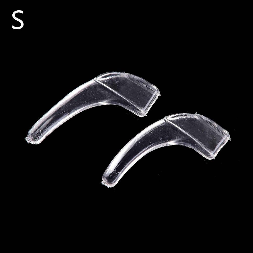 10 par/partia 3 rozmiary gorąca sprzedaży antypoślizgowy uchwyt świątyni wygodne ucha końcówki na zewnątrz ćwiczenia silikonowe zaczepy na ucho do okularów